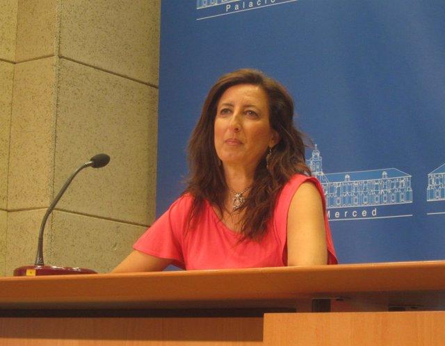 María Trinidad Moreno