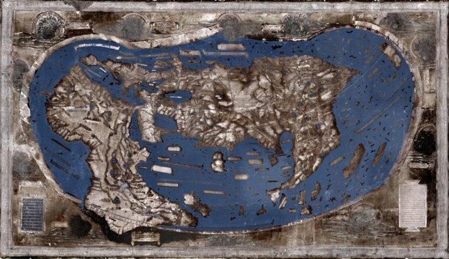 Mapa de Martellus