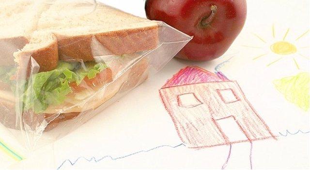 Alimentación sana en niños