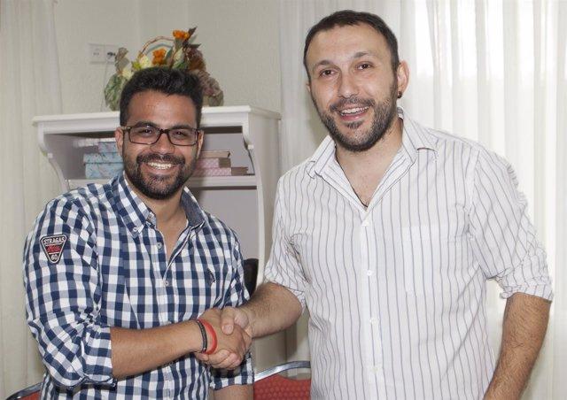 Manuel J. González  Andrade y Luis Núñez Fernández