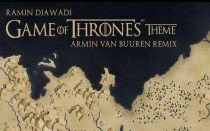 Armin van Buuren remezcla la canción de Juego de Tronos