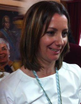 Lara Méndez investida como alcaldesa de Lugo