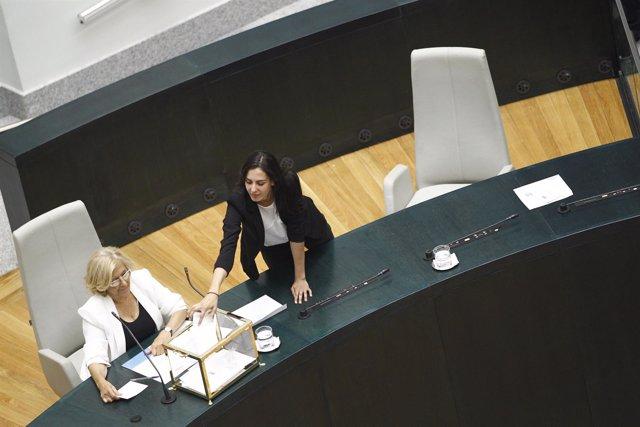 Votación Pleno del Ayuntamiento de Madrid