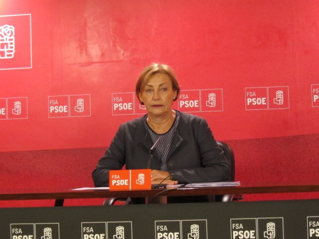 La diputada del PSOE por Asturias, Mariví Monteserín