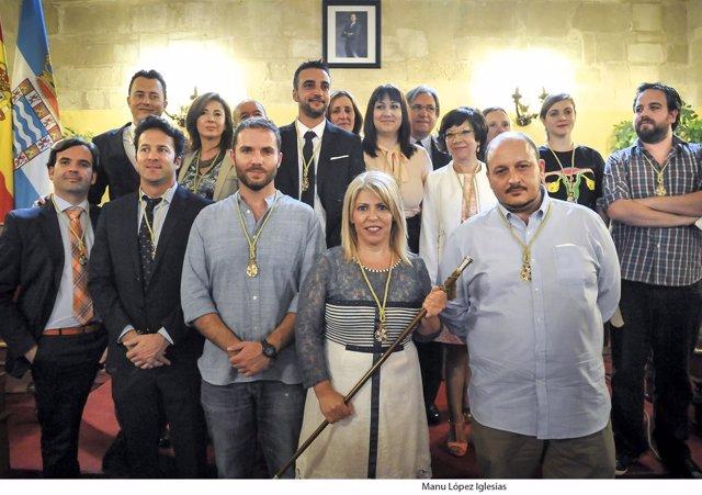 Constitución del Ayuntamiento de Jerez de la Frontera