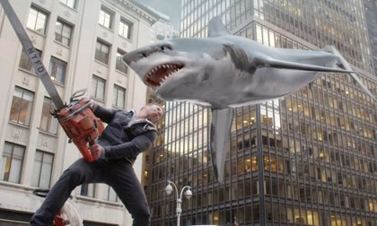 Cameos y estrellas invitadas en el teaser de Sharknado 3: Oh Hell No!