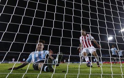 Las estrellas de Argentina no pudieron con Paraguay en Copa América
