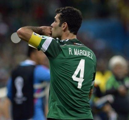 Márquez no podrá jugar ante Chile y Ecuador por una lesión en la pierna