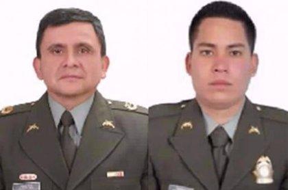 6 guerrilleros habrían matado al coronel y un patrullero de Colombia