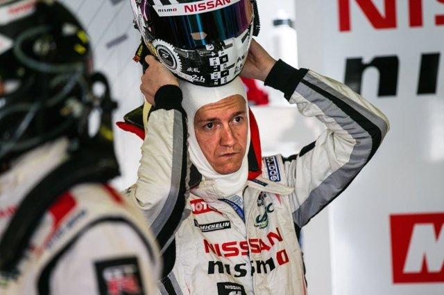Lucas Ordóñez Nissan 2 horas Le Mans