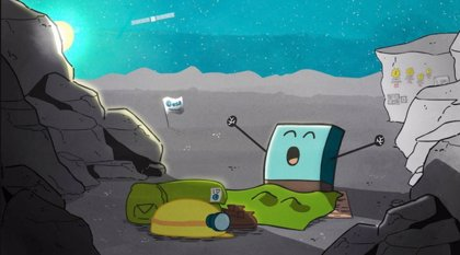 Philae despierta tras 7 meses de letargo en el cometa 67P/CG