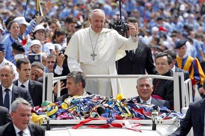 """El Papa Francisco apela a la """"responsabilidad"""" común en el cuidado del medio ambiente"""