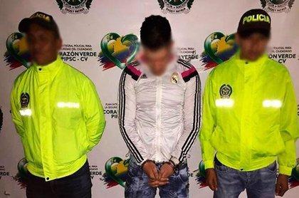 Capturan al jefe de la banda criminal 'Los Rastrojos' en Cali
