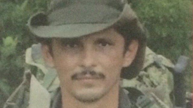 El jefe de la guerrilla del ELN 'Marquitos'