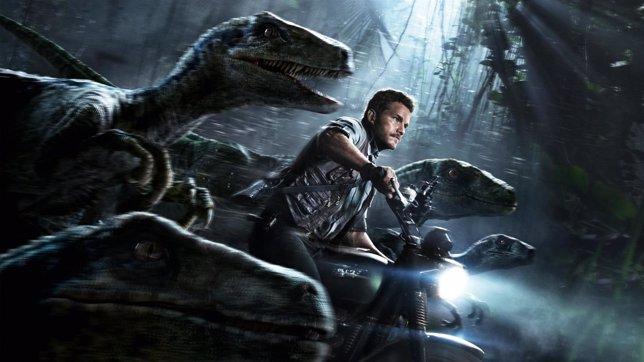 Imagen promocional de Jurassic World