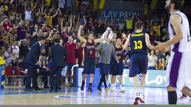 El Barça se cita con el Madrid en la final