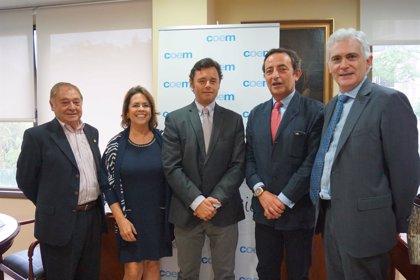 El COEM, FCOEM y la SEGG firman un acuerdo de colaboración
