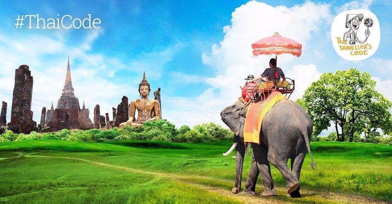 Como integrarse en Tailandia sin parecer un turista