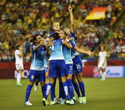 Acelerón final en la fase de grupos del Mundial Femenino de fútbol
