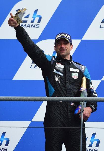 Patrick Dempsey (Anatomía de Grey) triunfa en las 24 horas de Le Mans