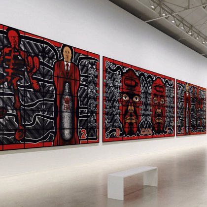 Art Basel inaugura su edición de 2015 con 'Unlimited'