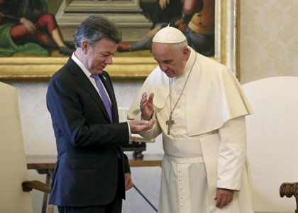 El Papa, dispuesto a ayudar en el proceso de paz entre el Gobierno y las FARC