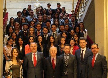 50 jóvenes iberoamericanos se sumergen en la realidad española y europea