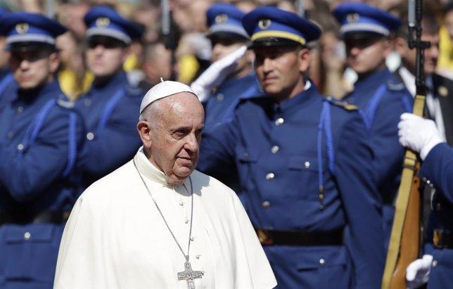 El Papa llega a Sarajevo