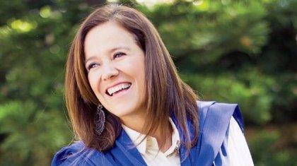 Así es Margarita Zavala, candidata a la presidencia de México en 2018