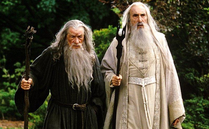 Gandalf se despide de Saruman: Carta de Ian McKellen a Christopher Lee