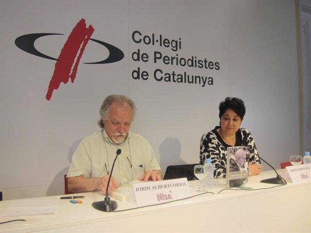 Presentación del libro 'Jordi Pujol. Del relato al silencio'