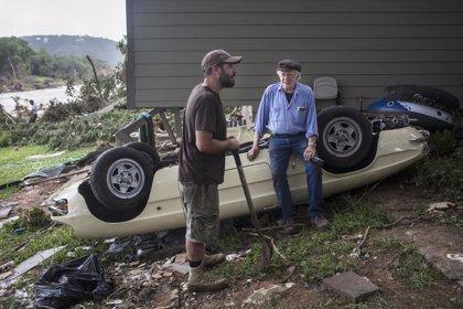 Texas se prepara para recibir de nuevo fuertes lluvias