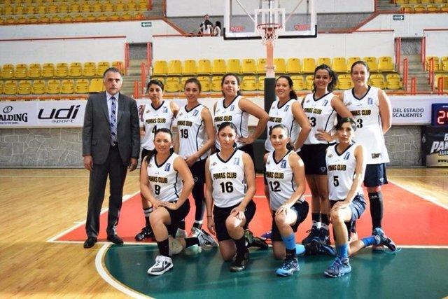 Pumas Basketball