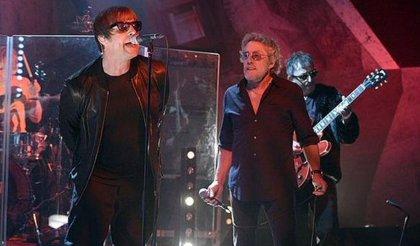 Vídeo: Roger Daltrey y Liam Gallagher cantan My Generation de The Who