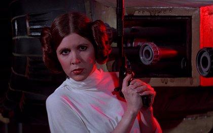 Star Wars: Filtrada la 1ª imagen de la princesa Leia en El despertar de la Fuerza