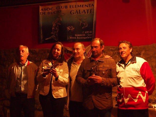 Ganadores del concurso