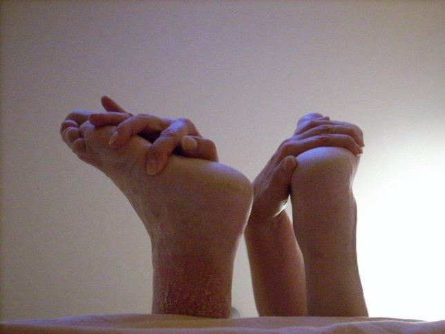 Psoriasis plantas y pies