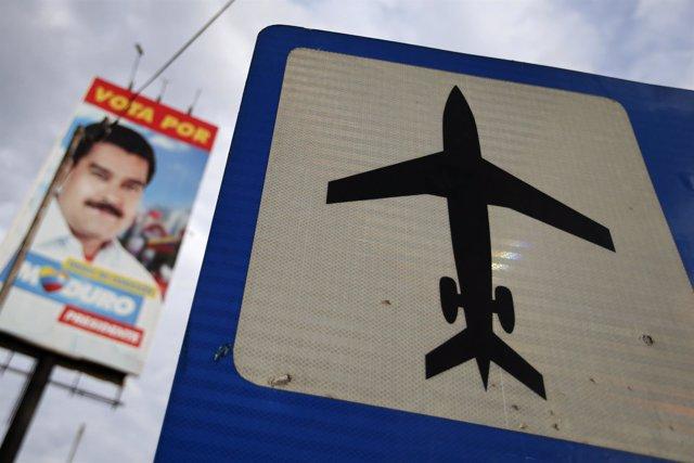 Aeropuerto Venezuela, caso Snowden, Maduro