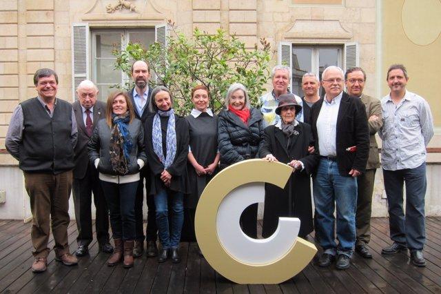 Los galardonados con los Premis Nacionals de Cultura