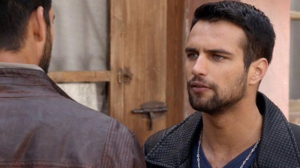 Jesús Castro en 'El Príncipe'