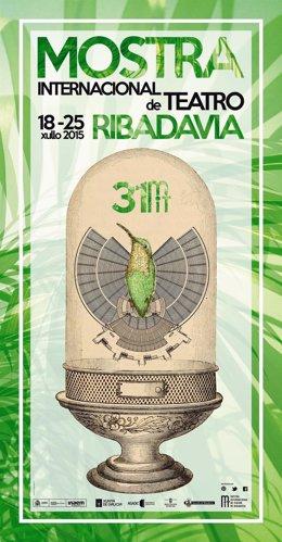 Nota De Prensa. Mostra Internacional De Teatro De Ribadavia