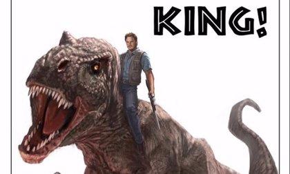 Así felicita Marvel y los Vengadores a Jurassic World por su taquillazo