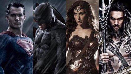 Batman v Superman: Revelado el papel de Aquaman y Flash en la película