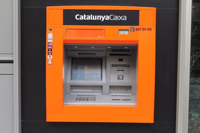Cajero, Catalunya Caixa