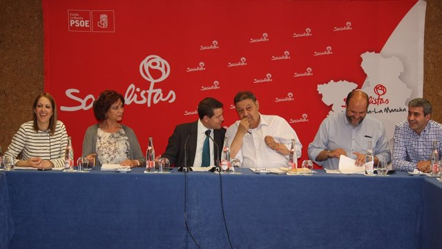 Ejecutiva PSOE C-LM