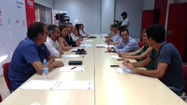 Consejo de alcaldes PSOE