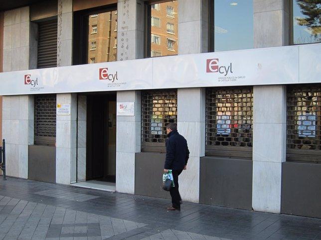 Imagen De Una Oficina Del Ecyl En Valladolid
