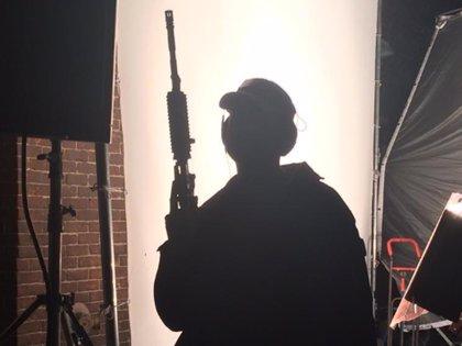 Suicide Squad: ¿Es este Deathstroke?