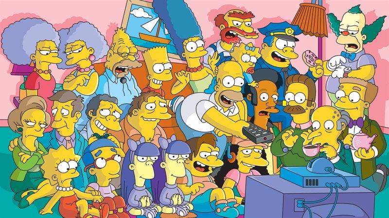 10 ocasiones en las que Los Simpson predijeron el futuro