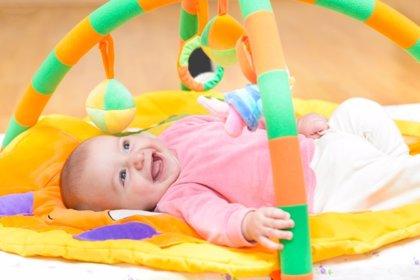 Ejercicios de estimulación visual para el bebé